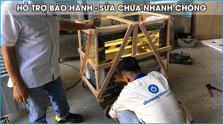 Bảo hành sửa chữa thiết bị nhanh chóng và chuyên nghiệp