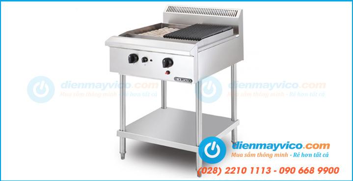 Bếp nướng than đá nhân tạo Berjaya CRB2BFS-17