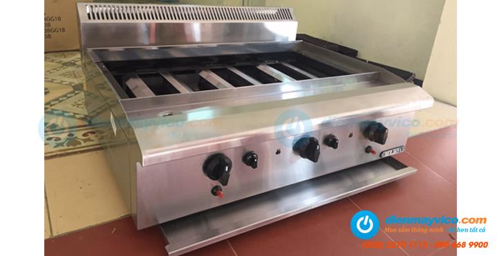 Bếp nướng than đá nhân tạo Berjaya CRB3B-17