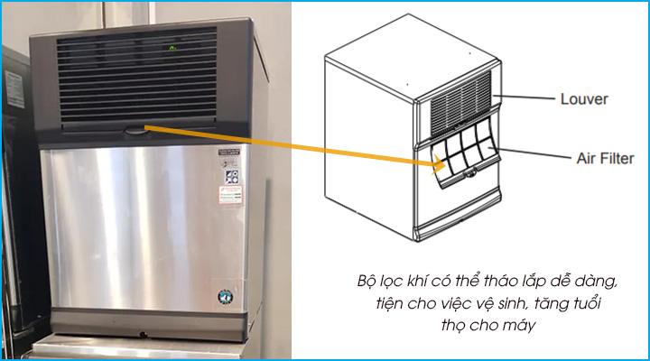 Bộ lọc khí ngưng tụ của máy làm đa Hoshizaki IM-220AA