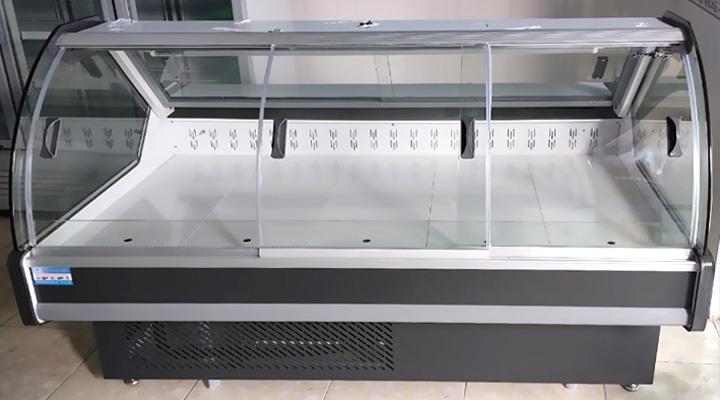 Chọn tủ mát trưng bày thịt cá tươi sống có chất liệu bền đẹp