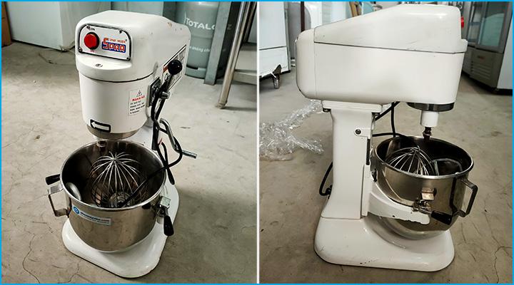 Cho thuê máy trộn bột 8L Spar Mixer của Đài Loan