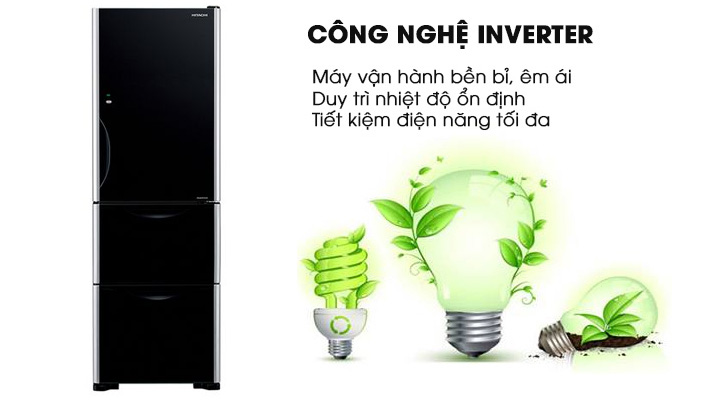 Công nghệ Inveter tiết kiệm điện năng tối ưu