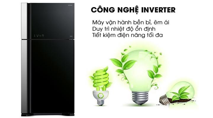 Công nghệ Inverter tiết kiệm điện năng tối đa