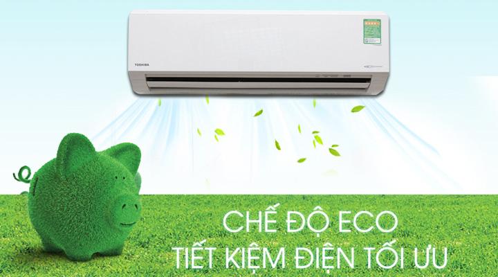 Công nghệ Inverter cho máy vận hành êm và tiết kiệm điện