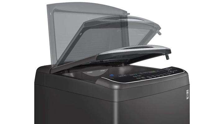 Máy giặt LG Inverter TH2111SSAB có cửa trên hoạt động linh hoạt