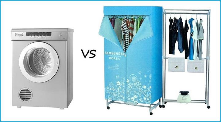 Đánh giá tiêu chí về giá thành để chon mua máy sấy quần áo