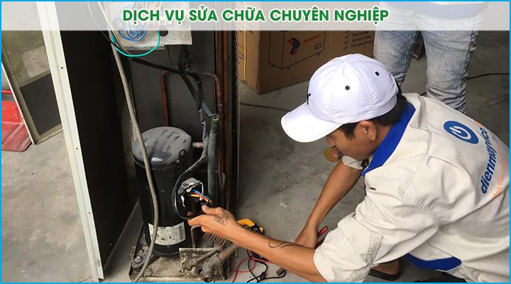 Dịch vụ sửa chữa chuyên nghiệp