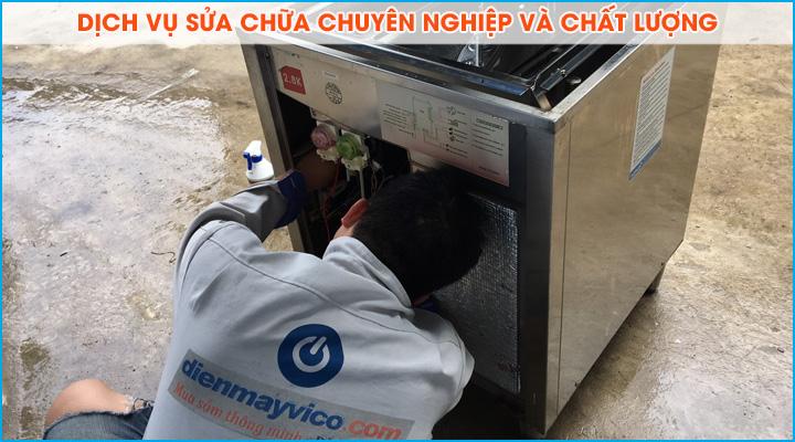 Dịch vụ sửa chữa máy rửa chén chuyên nghiệp và chất lượng