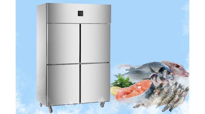 Hệ thống làm lạnh hiện đại giúp làm lạnh nhanh và sâu