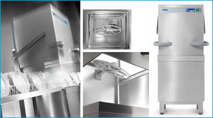 Công nghệ rửa hiện đại và an toàn