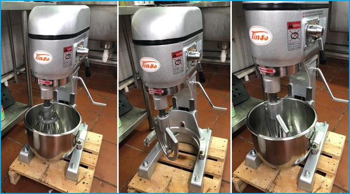 Tổng quan máy trộn bột Tinso TS-207