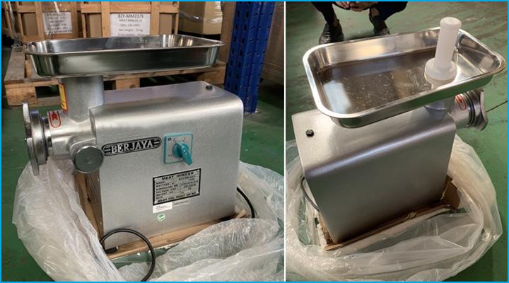 Hình ảnh thực tế của máy xay thịt BJY-MM22