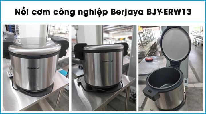 Hình ảnh thực tế của nồi cơm Berjaya BJY-ERW13