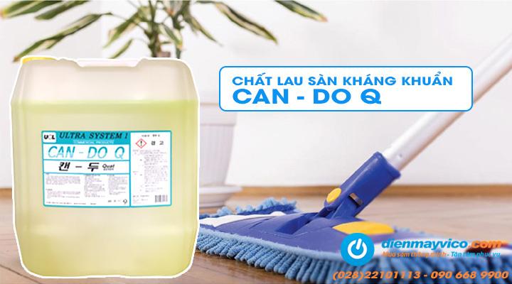 Hóa chất lau sàn CAN DO Q