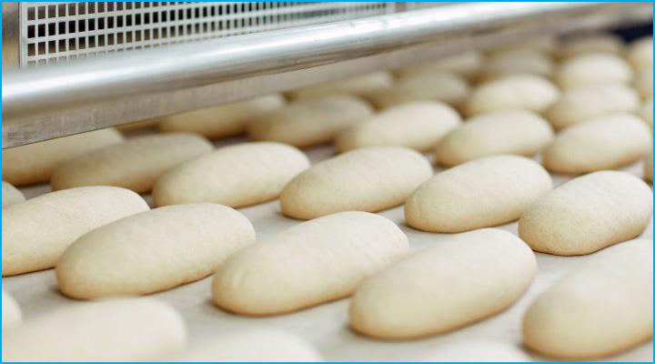 Hệ thống ủ bột hiện đại giúp kích nở bột đồng đều và thống nhất