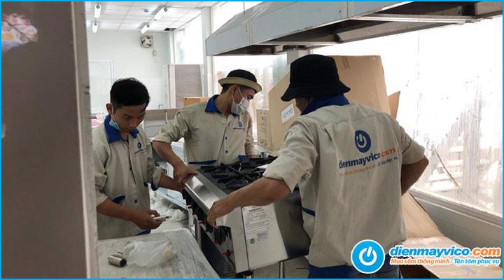 Dịch vụ lắp đặt, kiểm tra, bảo trì, bảo dưỡng thiết bị chuyên nghiệp