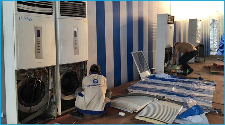 Lắp đặt máy lạnh chuyên nghiệp
