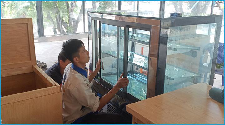 Dịch vụ kiểm tra - bảo trì - bảo dưỡng thiết bị chuyên nghiệp