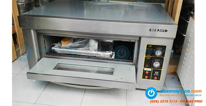 Lò nướng 1 tầng 2 khay Berjaya BJY-G60-1BD