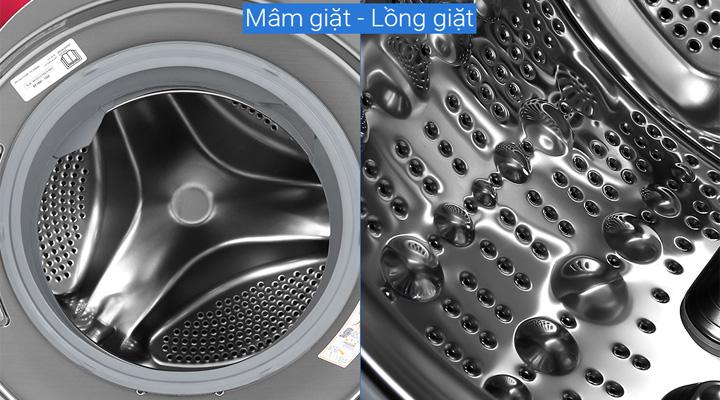 Lồng giặt của máy giặt sấy LG FV1409G4V