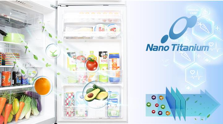 Màng lọc kháng khuẩn khử mùi Nano Titanium