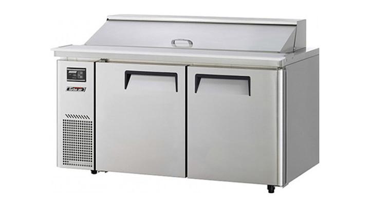 Mẫu bàn mát salad Turbo Air KHR15-2 1m5