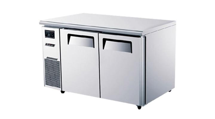 Mẫu bàn mát 1m2 Turbo Air KUR12-2
