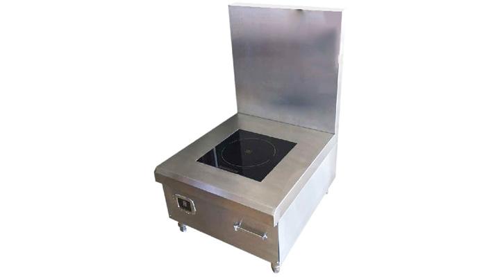 Mẫu bếp từ đơn mặt phẳng công nghiệp