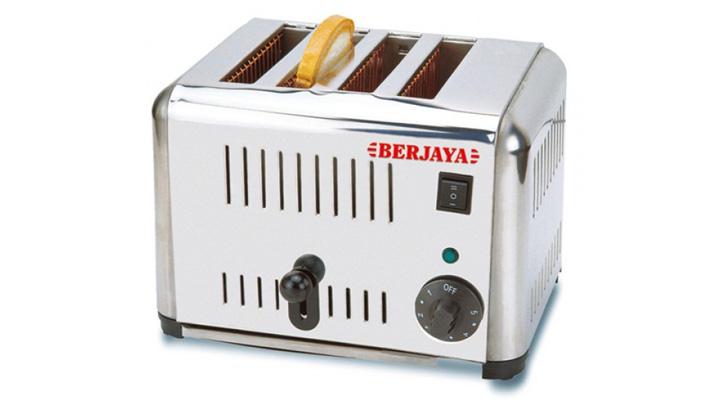 Mẫu lò nướng bánh mì sandwich Berjaya BJY-T4