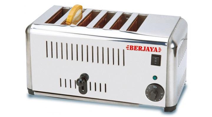 Mẫu lò nướng bánh mì sandwich Berjaya BJY-T6