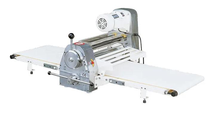 Mẫu máy cán bột để bàn Jendah DSC-520A