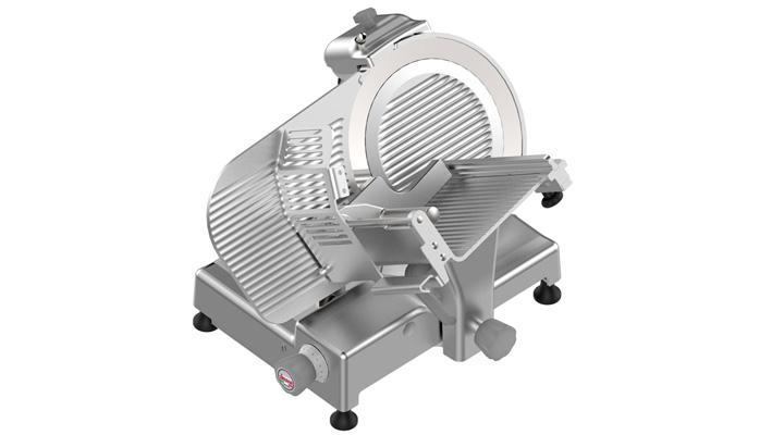 Mẫu máy cắt thịt Sirman Palladio 300 Aut