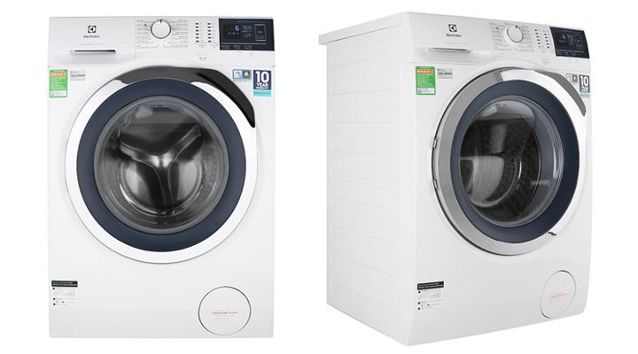 Mẫu máy giặt Electrolux Inverter EWF9024BDWB 9kg