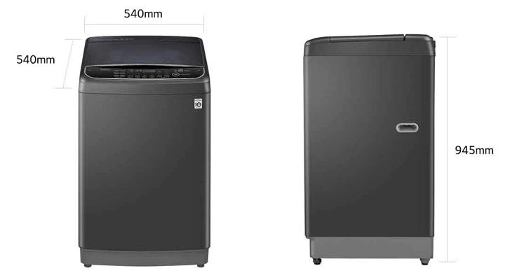 Mẫu máy giặt LG Inverter TH2111SSAB 11kg