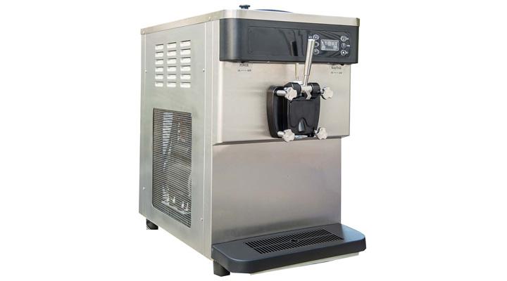 Mẫu máy làm kem tươi Donper D828