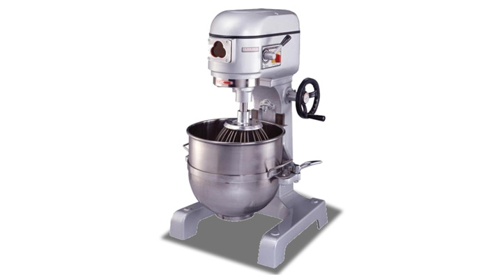 Mẫu máy trộn bột Jendah PM40 40L