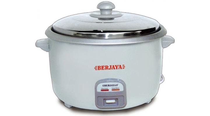 Mẫu nồi cơm công nghiệp Berjaya BJY-ERC64-N