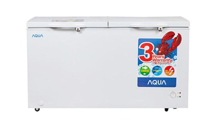 Mẫu tủ đông/mát Aqua AQF-R320