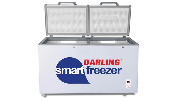 Mẫu tủ đông mát Darling DMF-4699WS