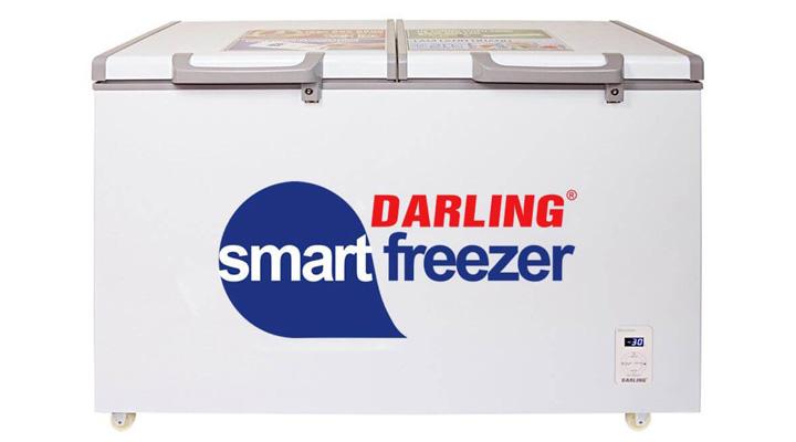 Mẫu tủ đông mát Darling DMF-3699WS