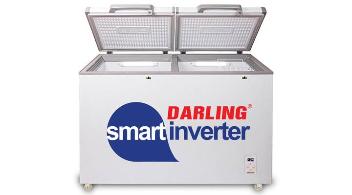 Mẫu tủ đông mát Darling Inverter DMF-2699WSI