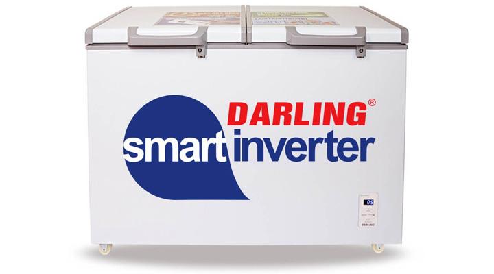 Mẫu tủ đông mát Darling Inverter DMF-4699WSI-2