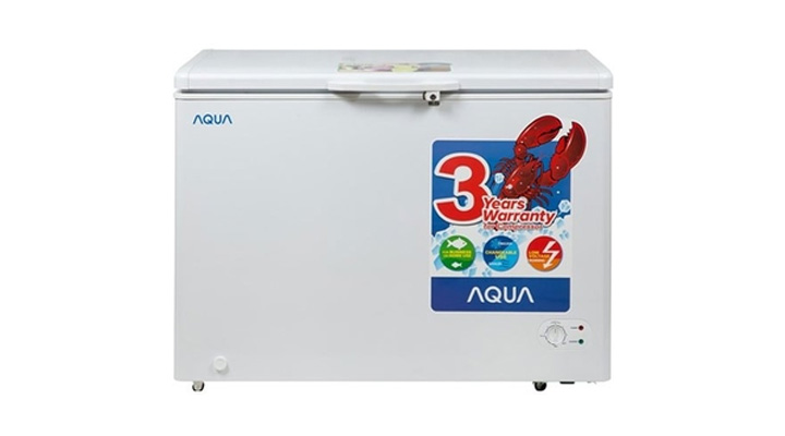 Mẫu tủ đông Aqua AQF-C260 (161L)