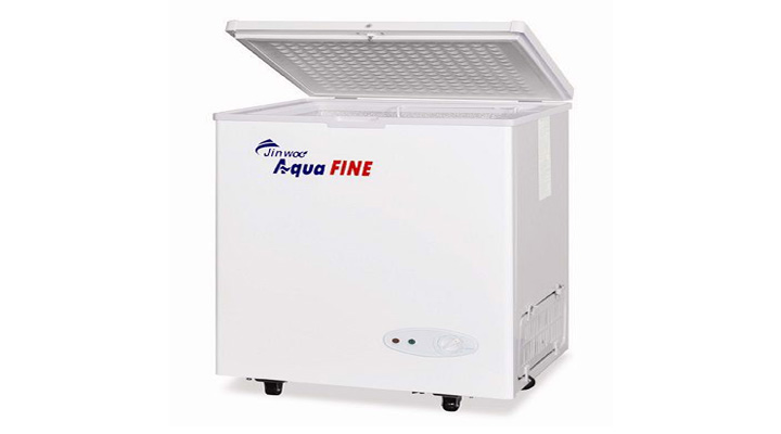 Mẫu tủ đông nắp dở Aquafine JW-150F