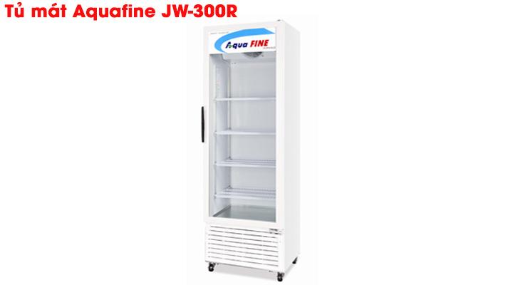 Mẫu tủ mát cánh kính Aquafine JW-300R