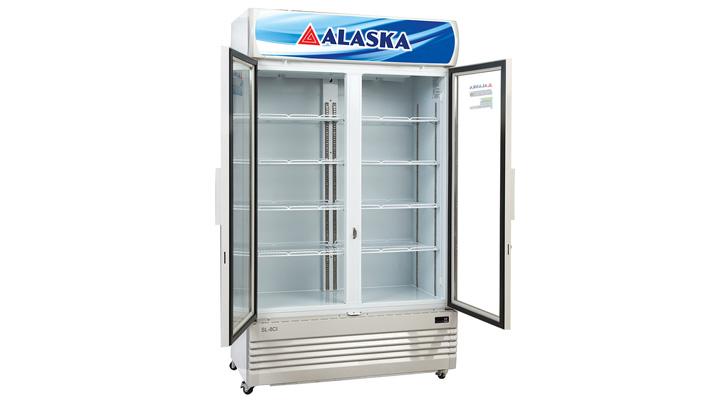 Cửa tủ sử dụng công nghệ chống đọng sương