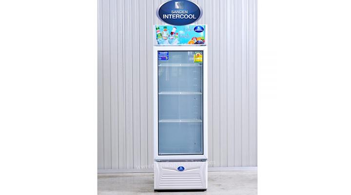 Mẫu tủ mát Sanden Intercool SPA-0303A