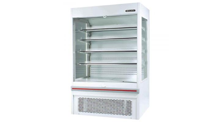 Mẫu tủ mát siêu thị Berjaya BS-OS 4SC
