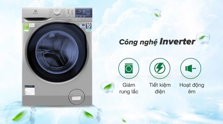 Máy giặt Electrolux EWF9024ADSA sử dụng động cơ EcoInverter